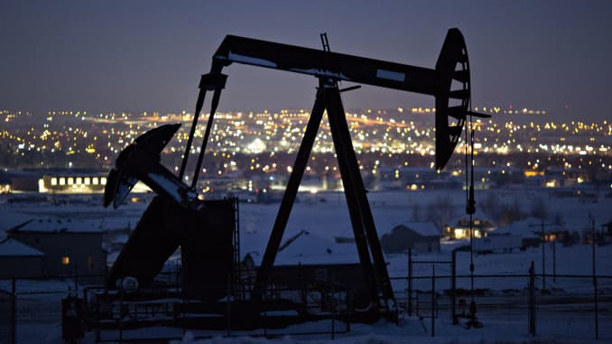 Premium: A Shale-Oil Boomtown As Oil Bust Proves To Be Good