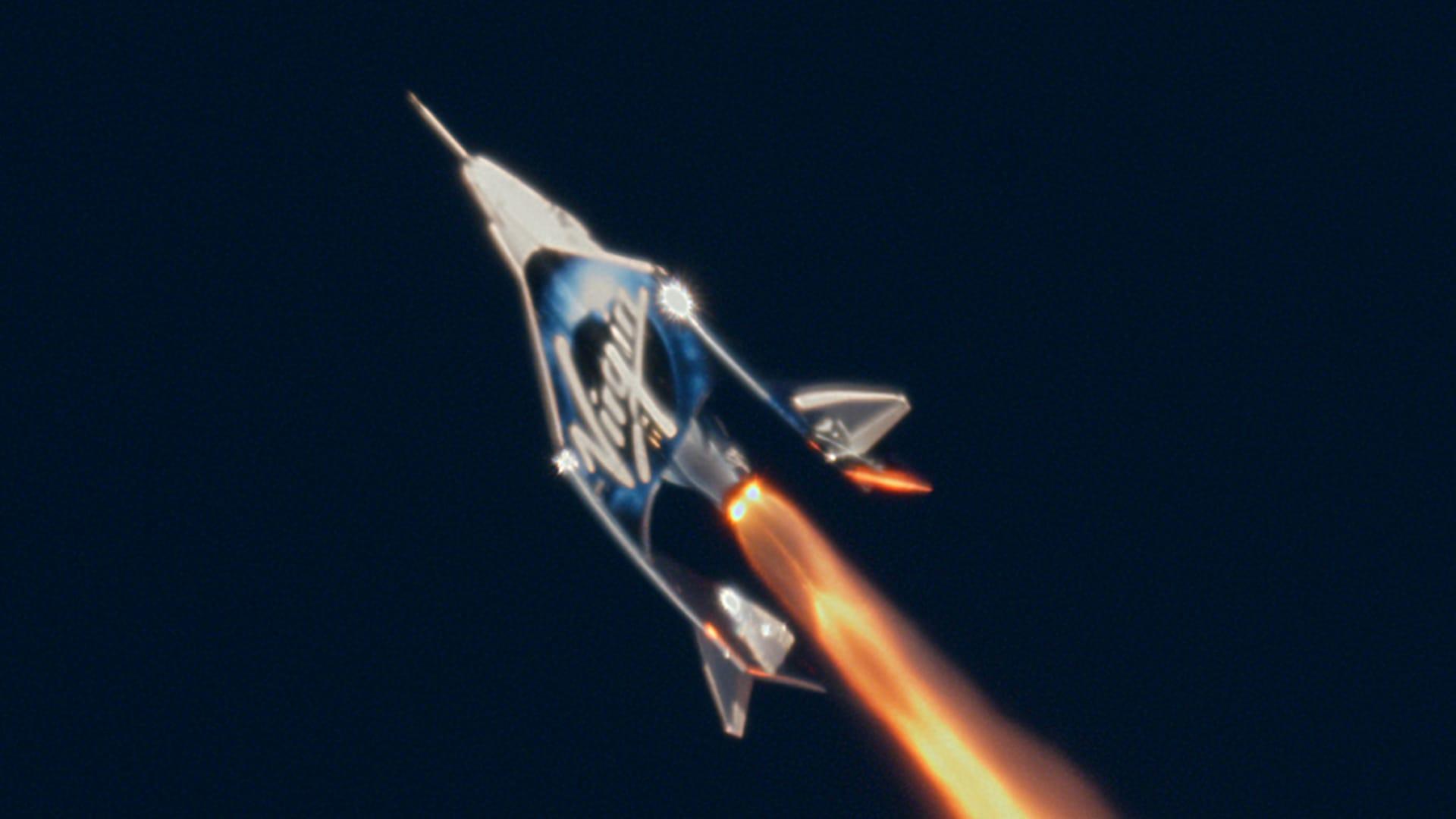 Virgin Galactic's First Spaceflight on Dec. 13, 2018