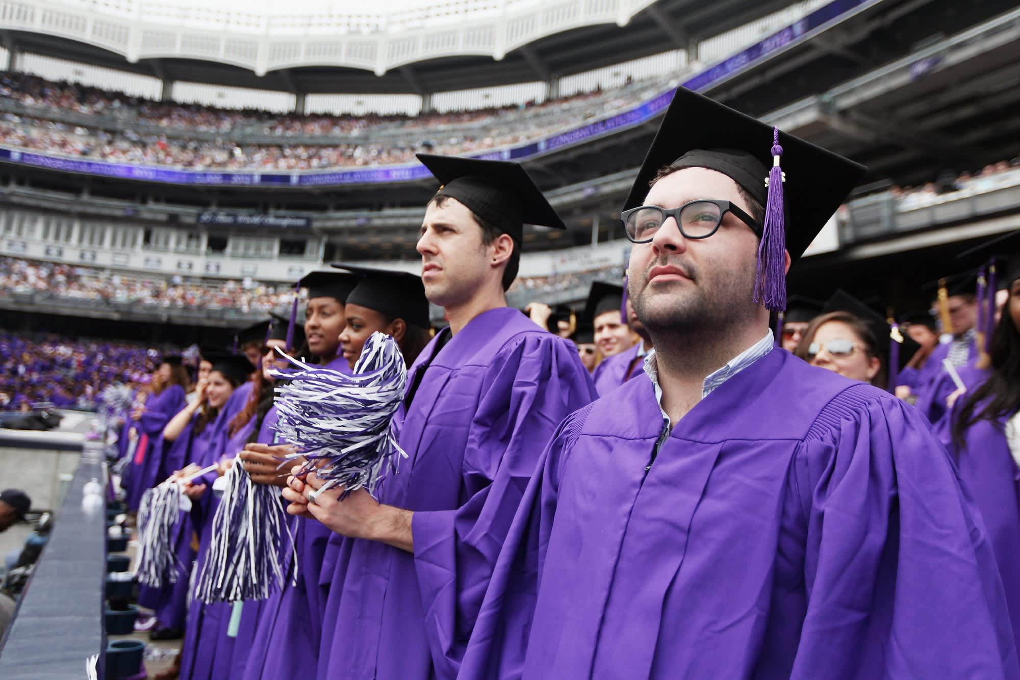 51% of young Americans support tuition-free public college
