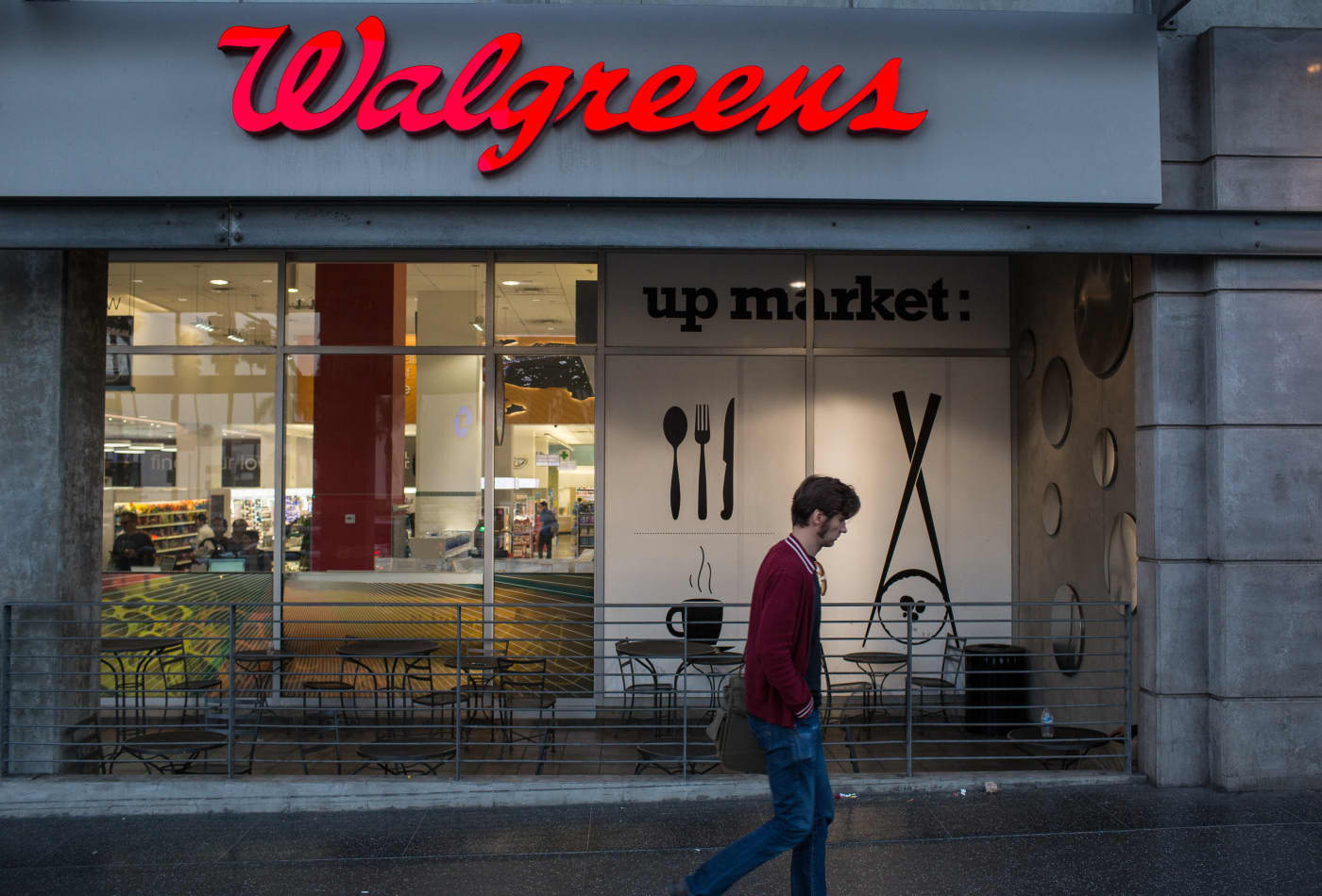 Walgreens to test drone delivery service with Alphabet's Wing