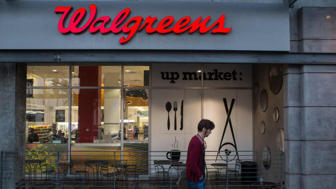 GP: A Walgreens Boots Alliance Location Ahead Of Earnings Figures