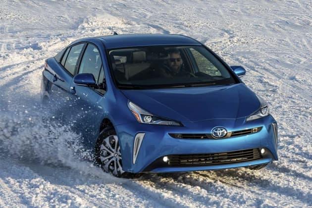H O 2019 Toyota Prius Awdde