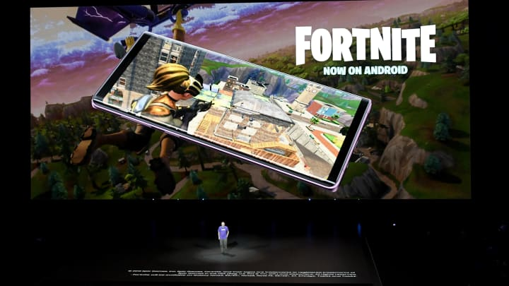 The reason Epic landed a $15 billion valuation is not Fortnite success