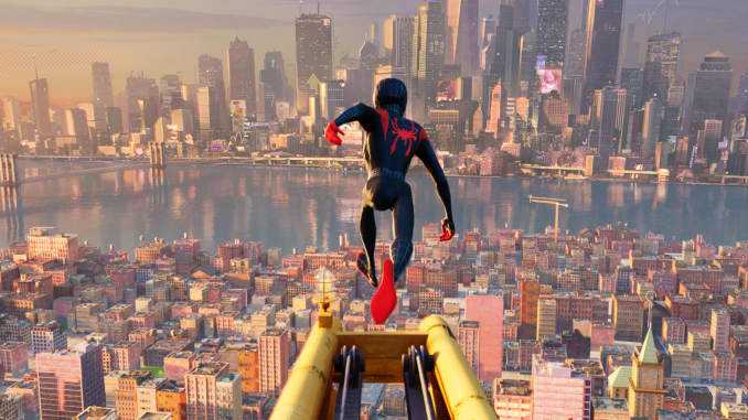 Spider-Man: Into the SpiderVerse': beloved superhero gets AR