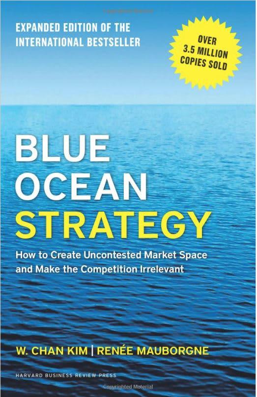 H/O: Blue Ocean Strategy 181217 ASIA