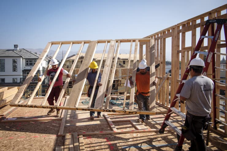 GP: PulteGroup Inc. Development Construction As Homebuilders Find Reason To Rally 1