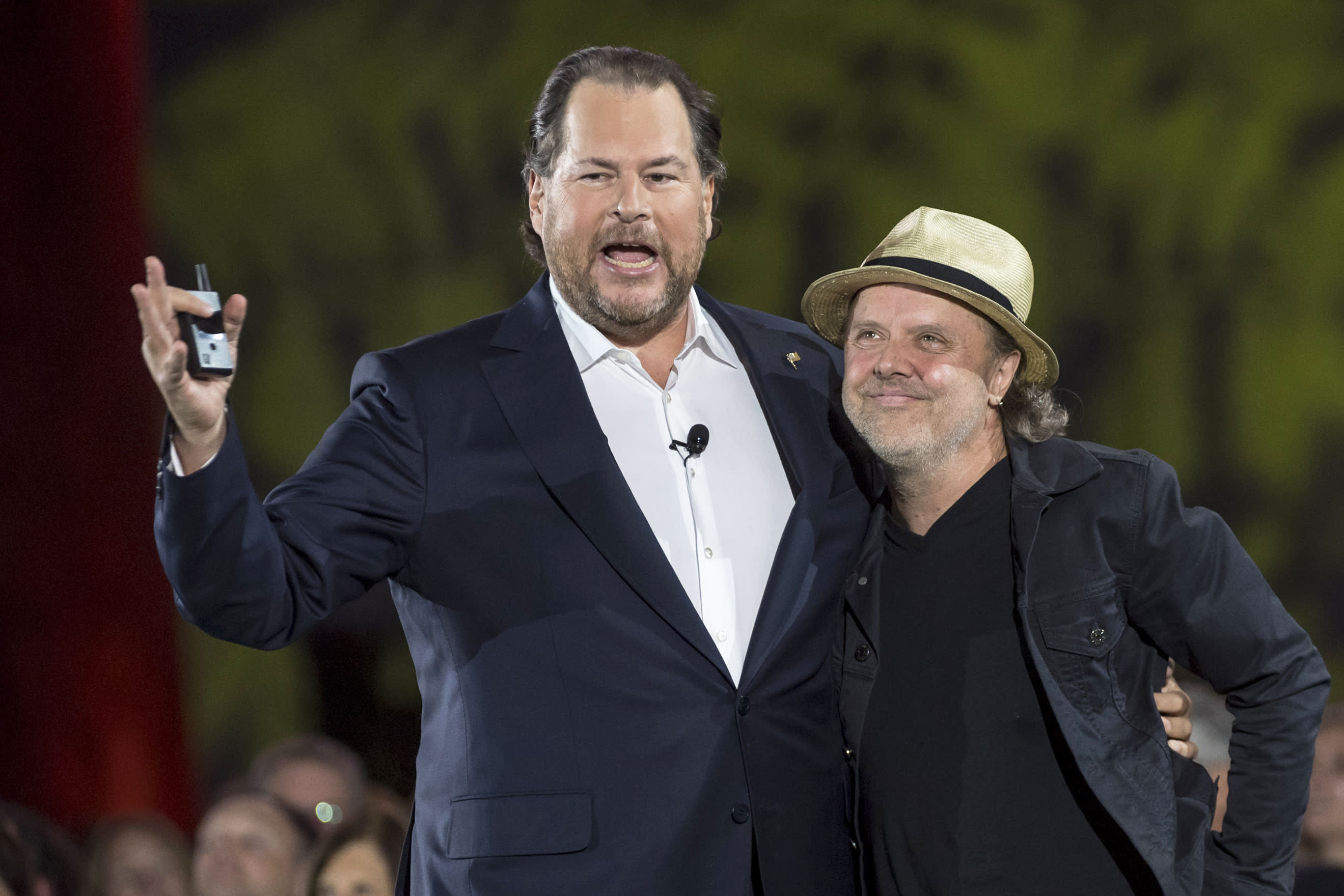 Salesforce's Marc Benioff unplugged for two weeks, and had a revelation that could change the tech industry