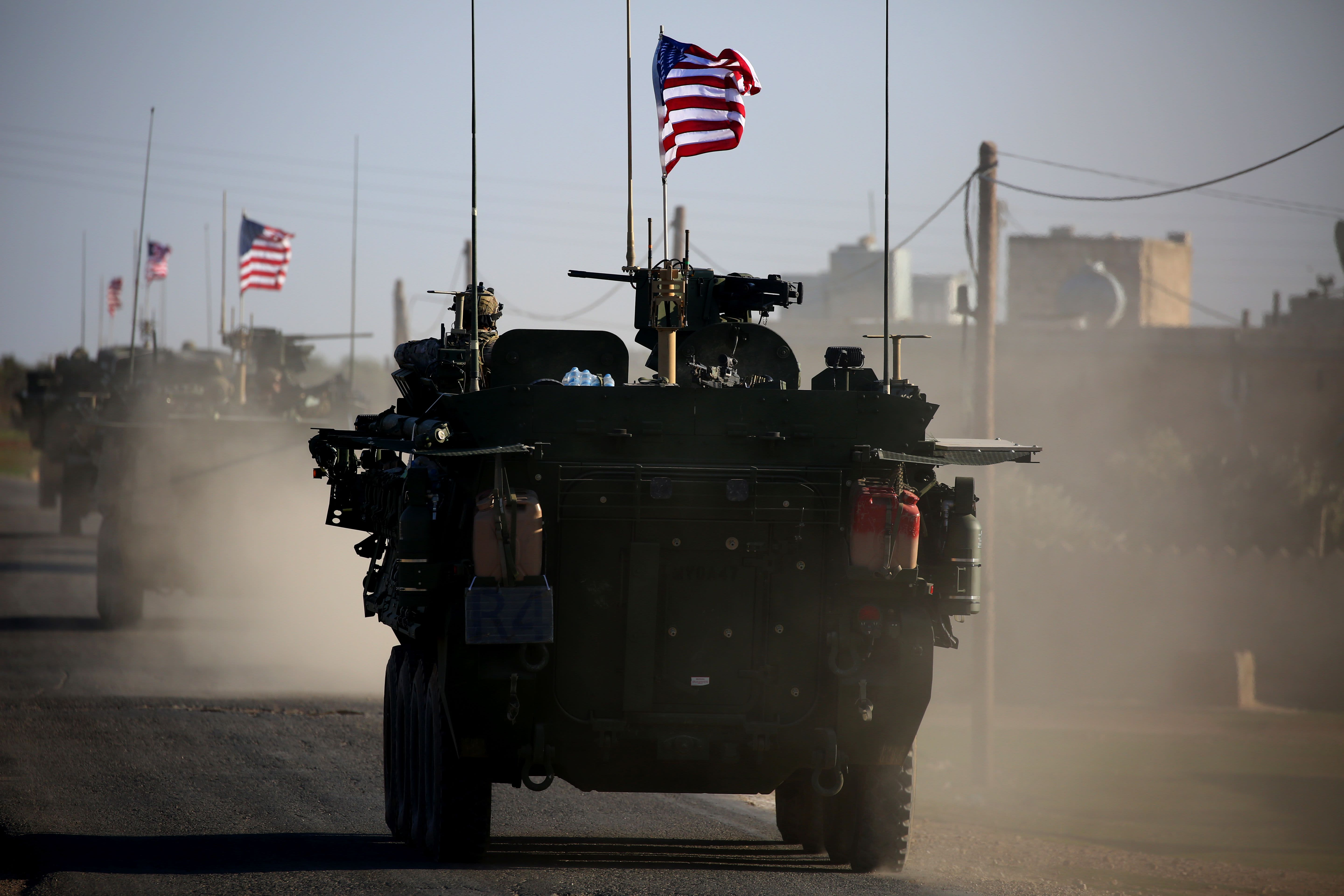 Withdrawal of US troops in Syria strengthened ISIS resurgence, DOD watchdog says