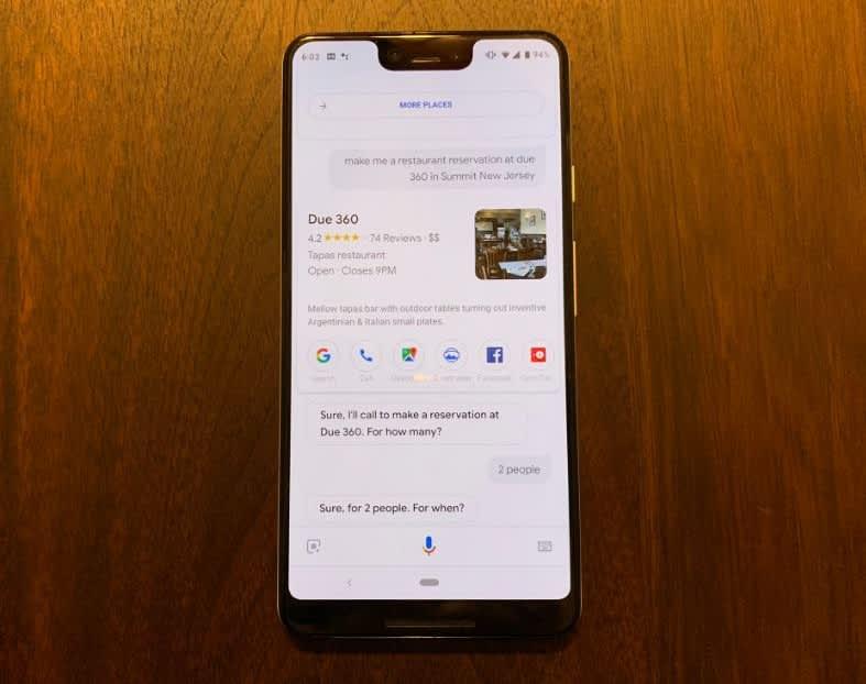 CNBC Tech: Google Duplex review 1