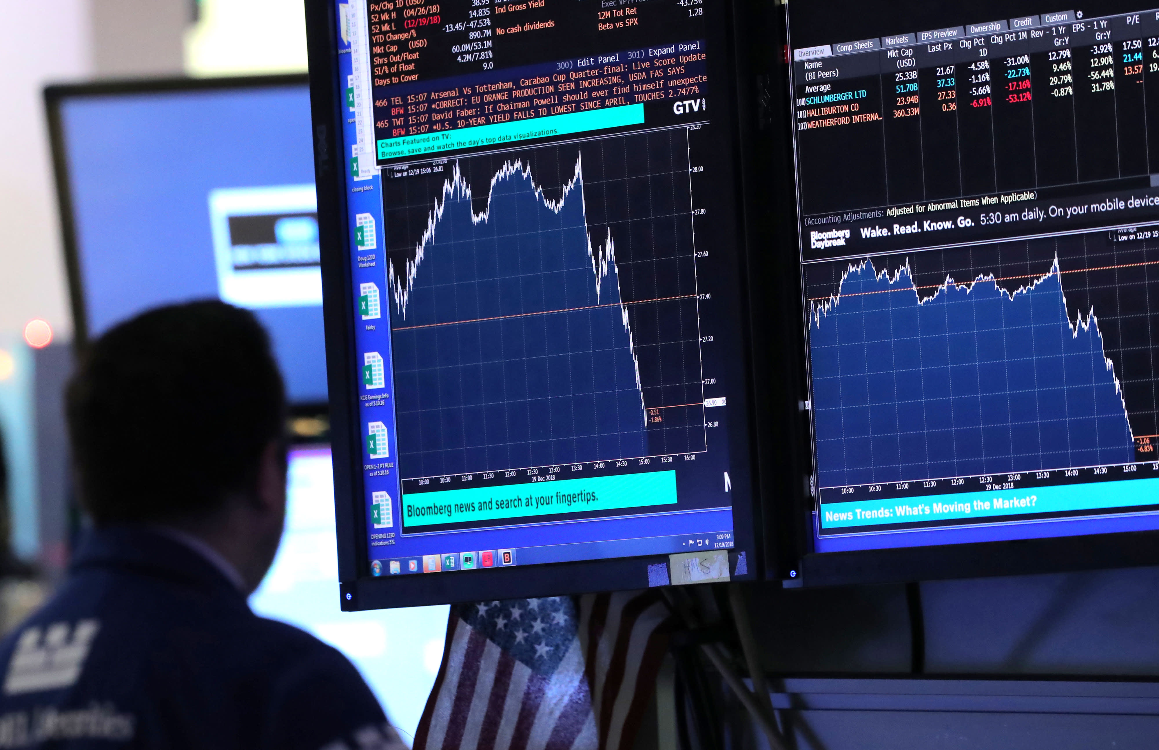 US stock market to lose top perch globally, and one reason is the election, KKR says