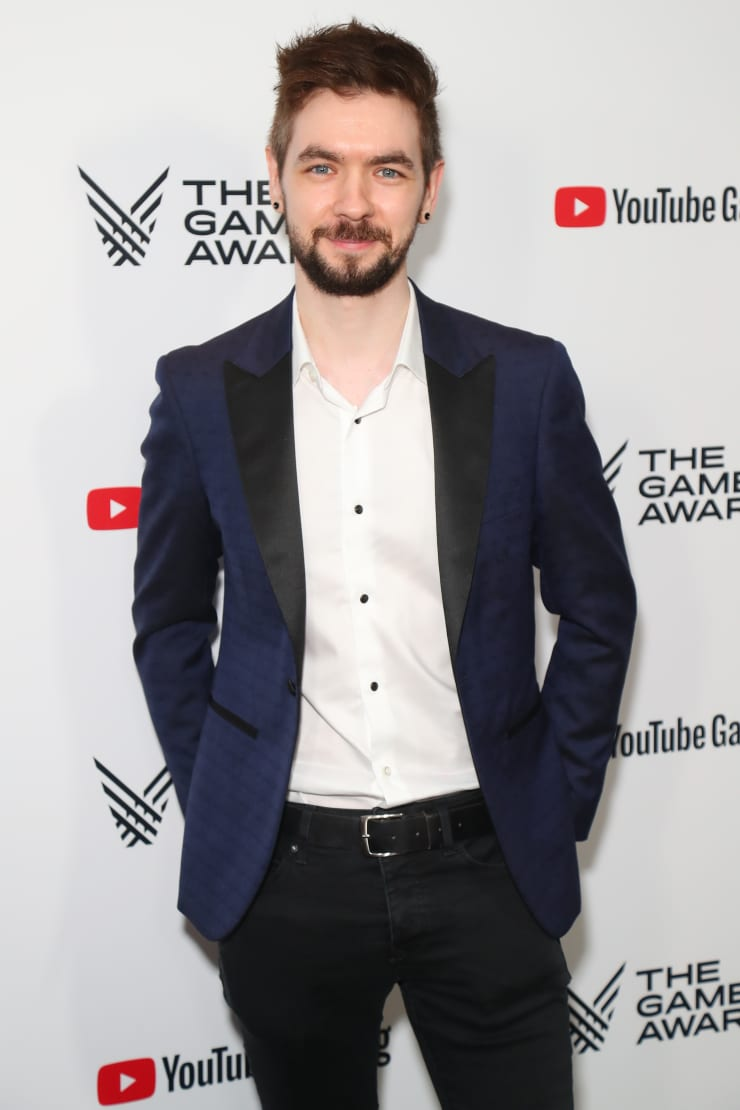GS: Jacksepticeye blogger de YouTube