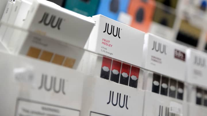 Juul reduces cigarette smoking risk similar to quitting, study shows