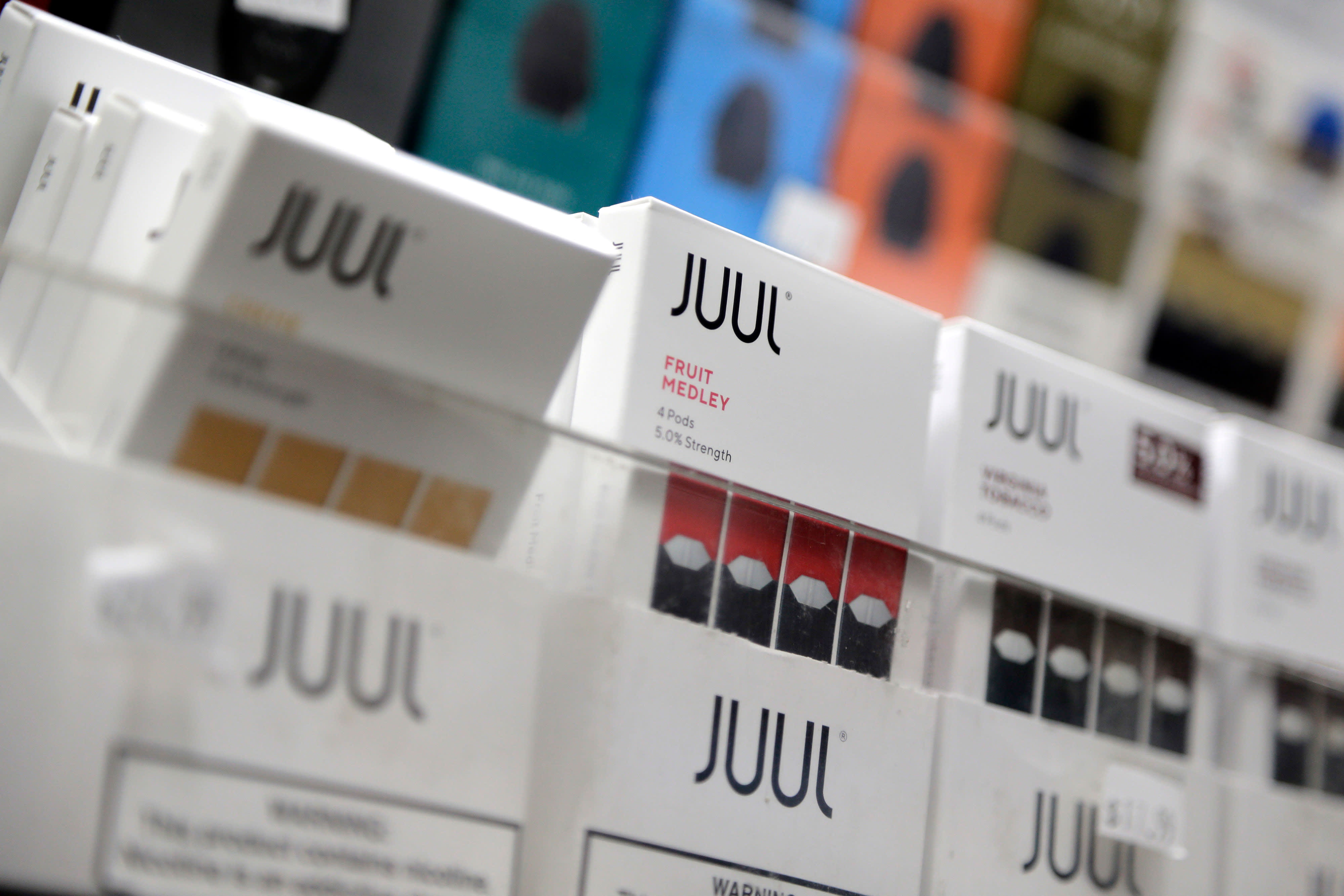 Juul reduces cigarette smoking risk similar to quitting