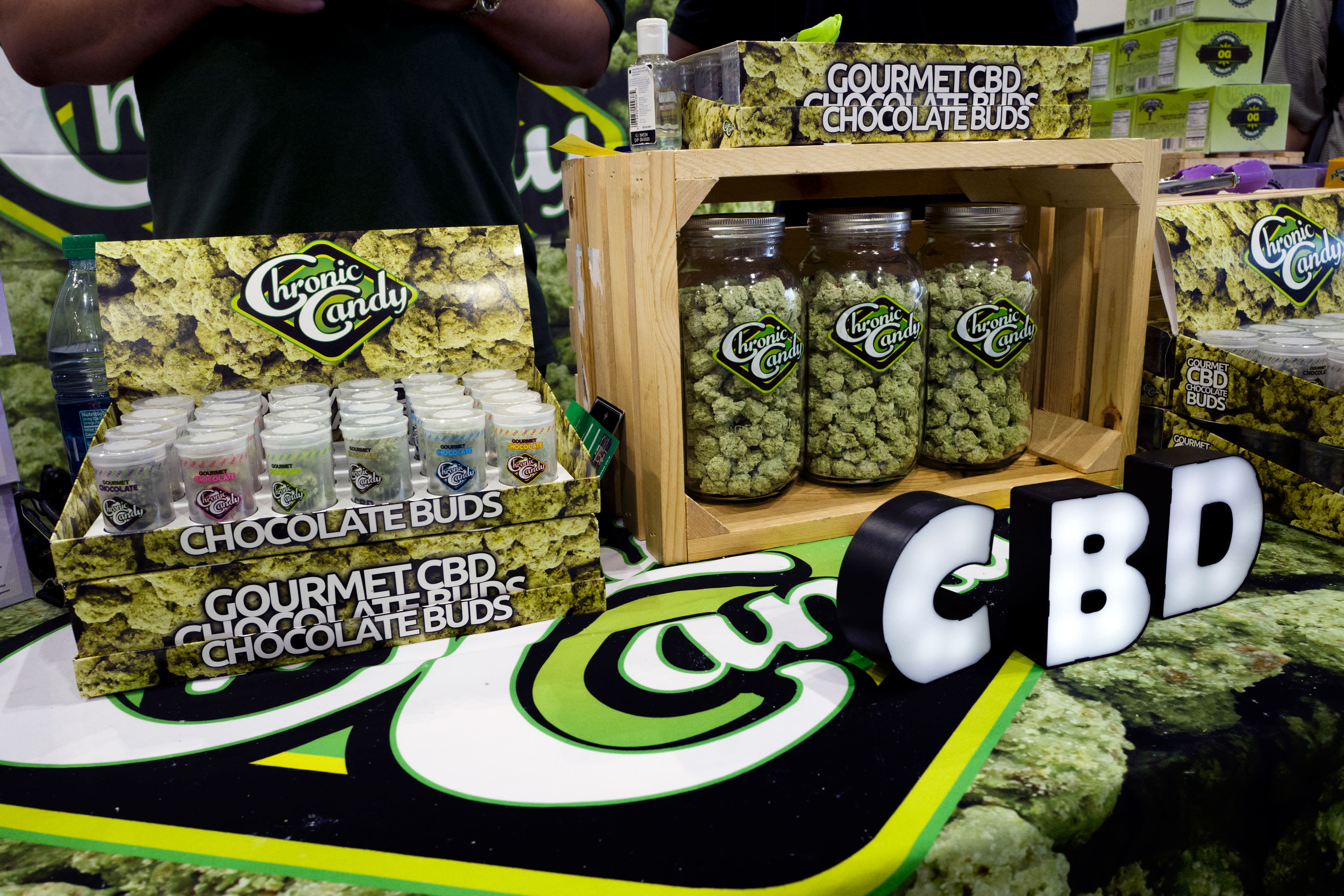 FDA weighs interstate sales of cannabis-based CBD in food and drink