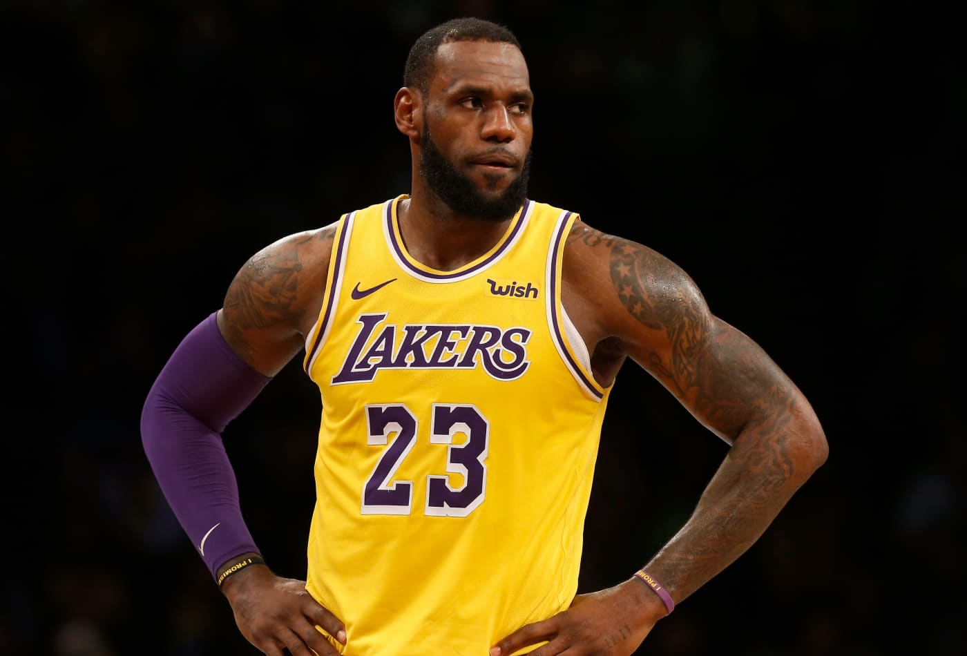 4494da5566b LeBron James reveals the nighttime routine that helps him perform  at the  highest level