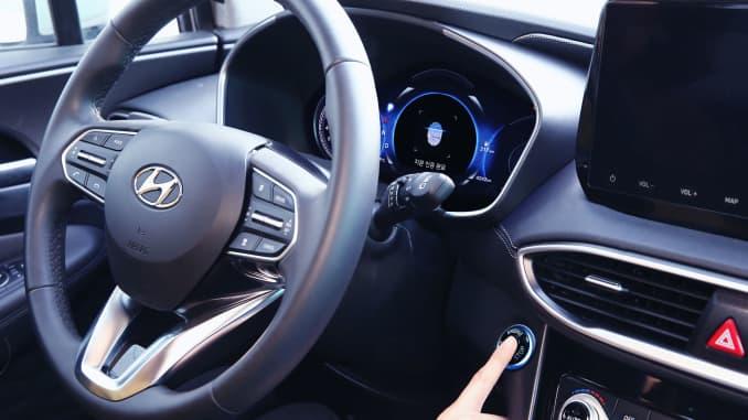 No car keys? No problem  Hyundai rolls out fingerprint