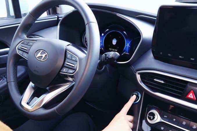 H/O: Hyundai Smart Fingerprint technology 01