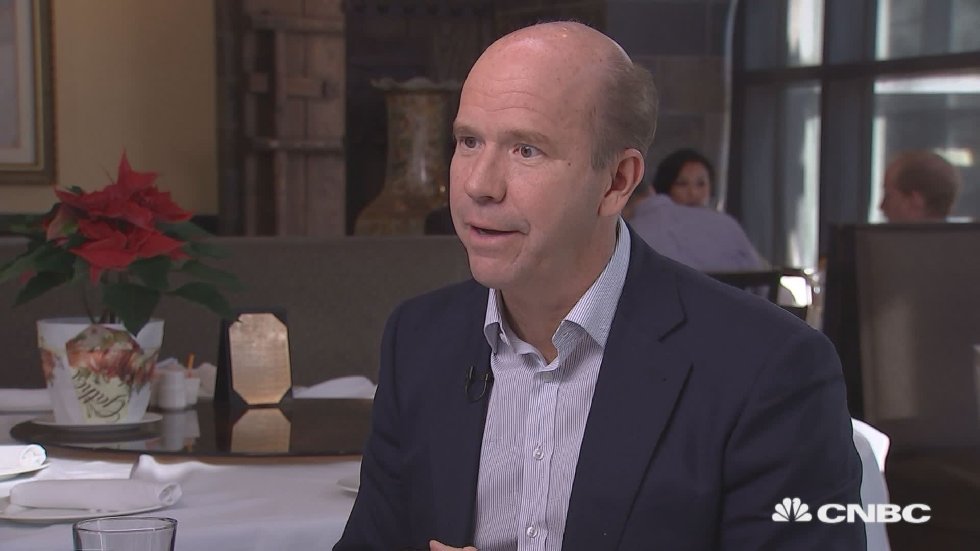 Former finance exec John Delaney leaves Congress on his own terms — to run for president in 2020