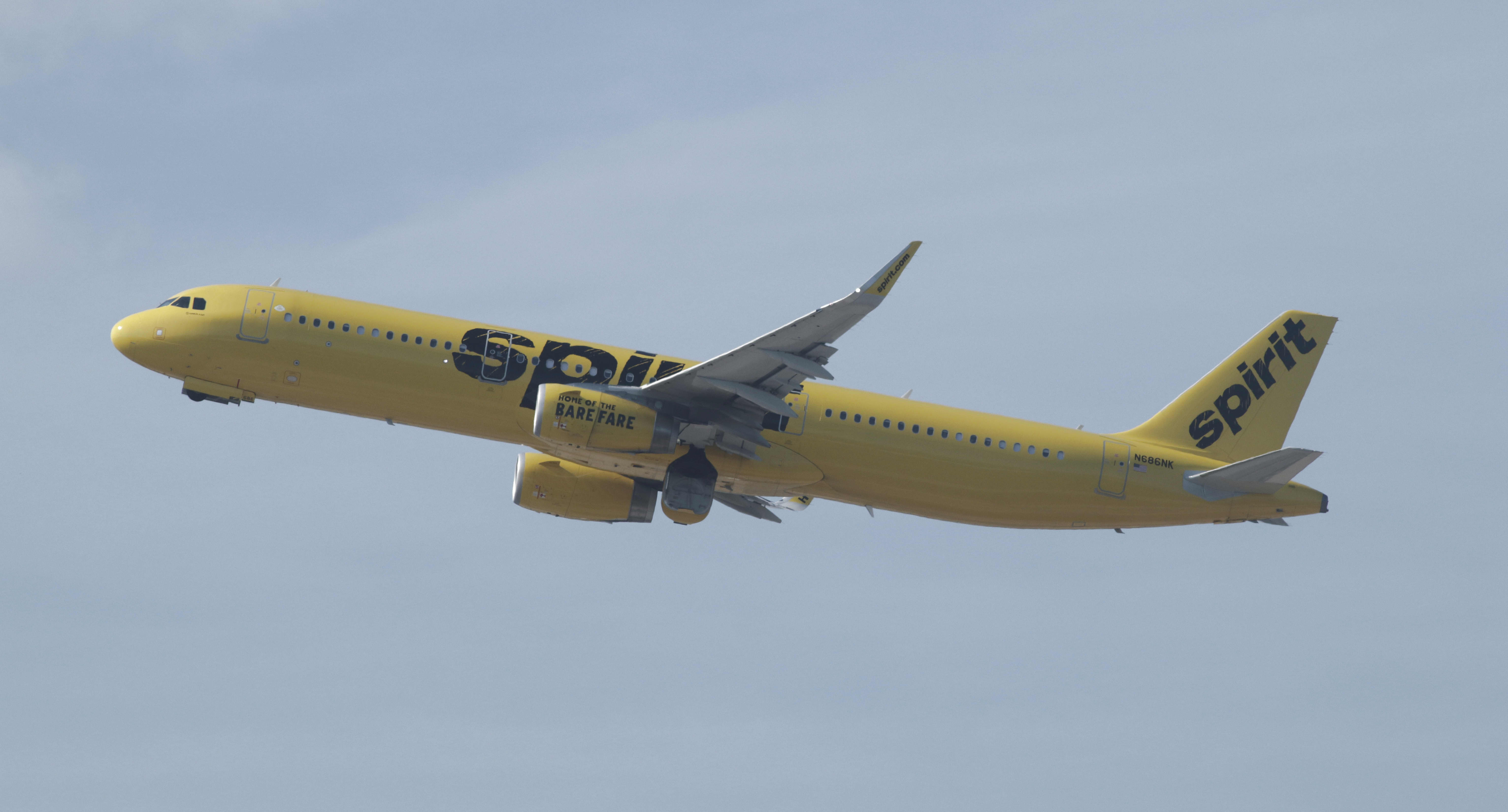 Airbus to sell 100 jets to US carrier Spirit Airlines