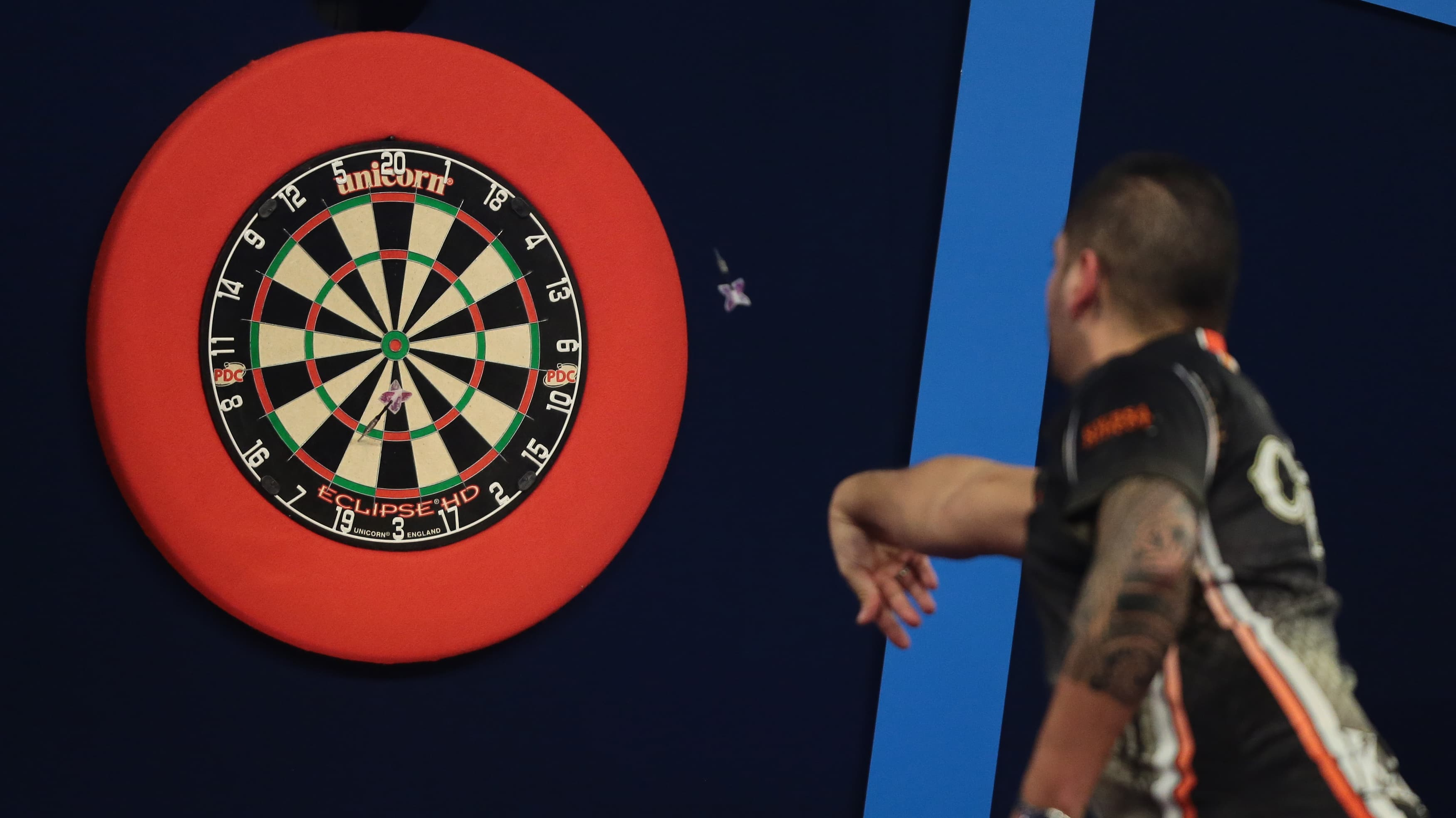 How darts moved from the pub to the world stage