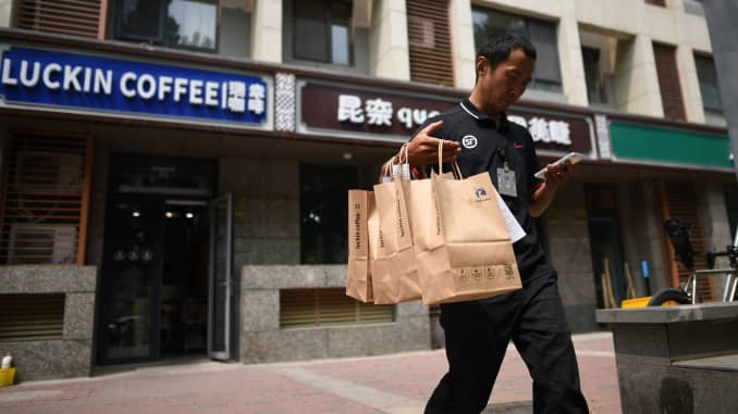 China powering ahead of the US in race for mega start-ups