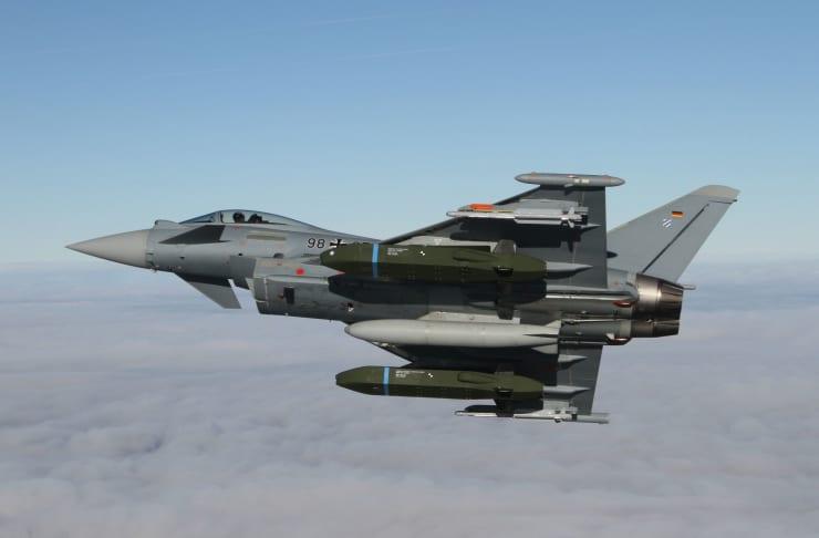 H/O: Eurofighter Airbus