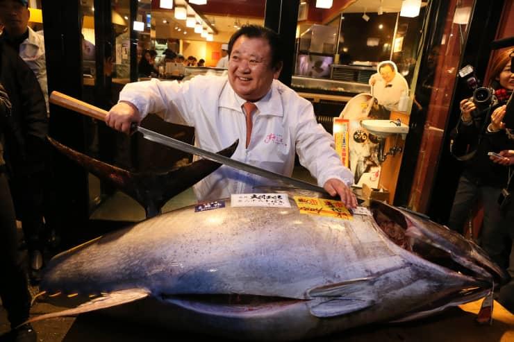 Reusable: Tuna Japan 190105