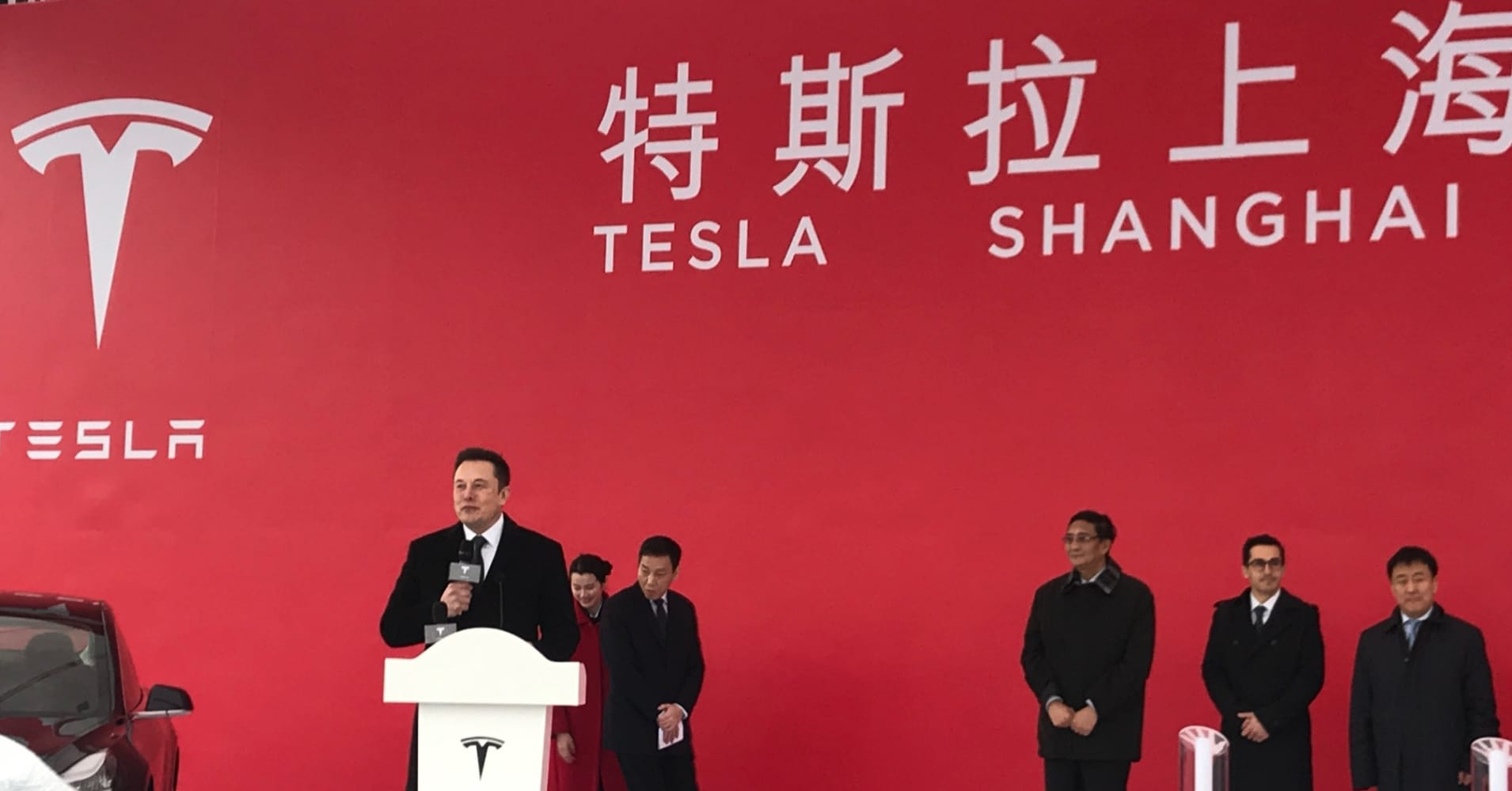 Tesla has grand ambitions in China but the electric vehicle maker faces  steep competition there