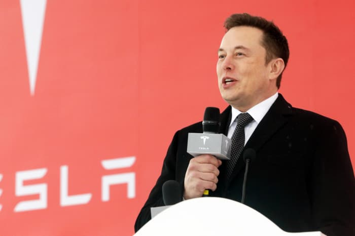 GP: Elon Musk Breaks Ground at Tesla's First Gigafactory Outside the U.S.- Tesla China