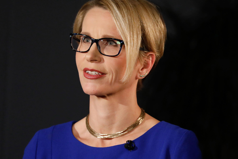 Microsoft adds a fifth woman to its board: GlaxoSmithKline CEO Emma Walmsley