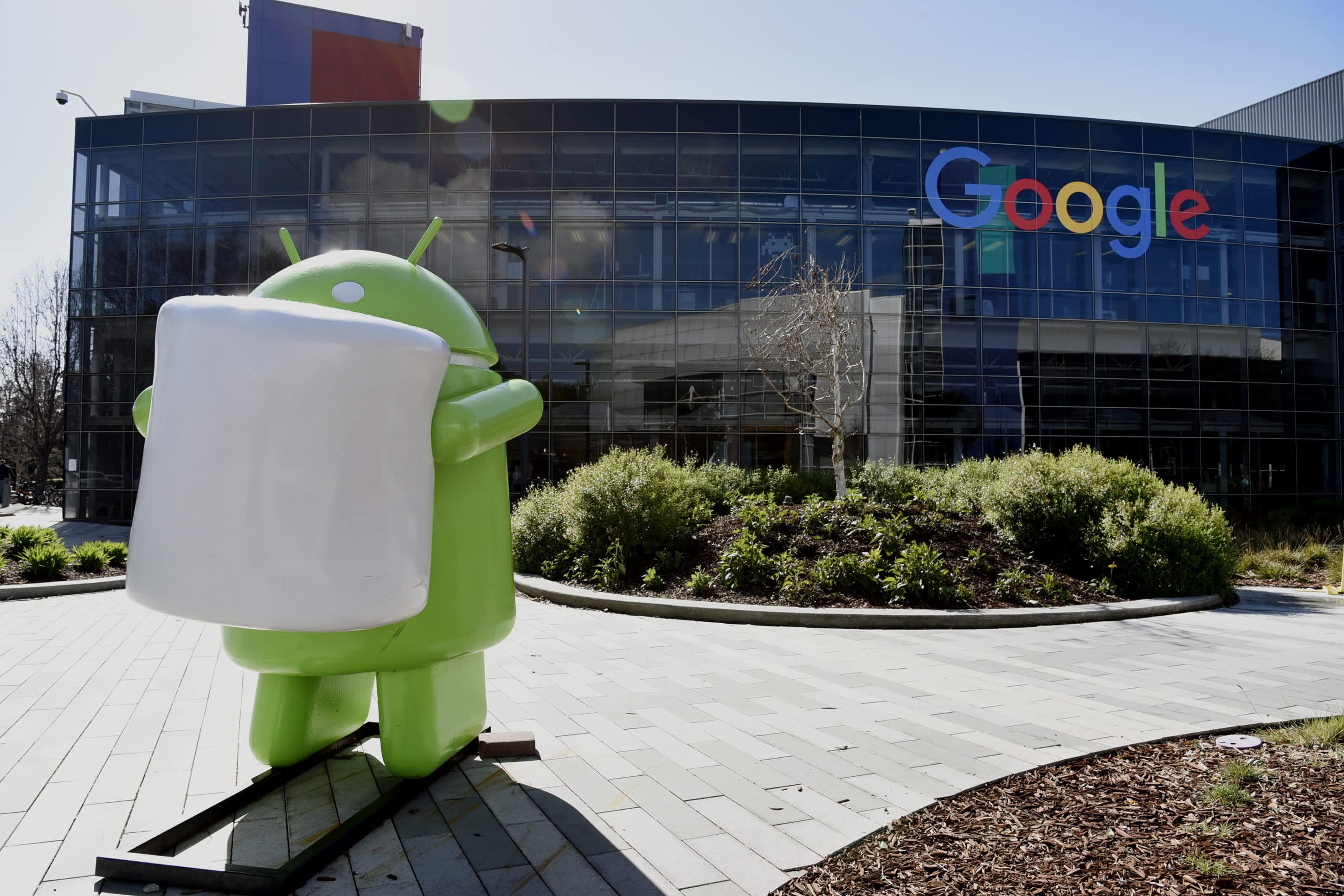 GS: Google Campus