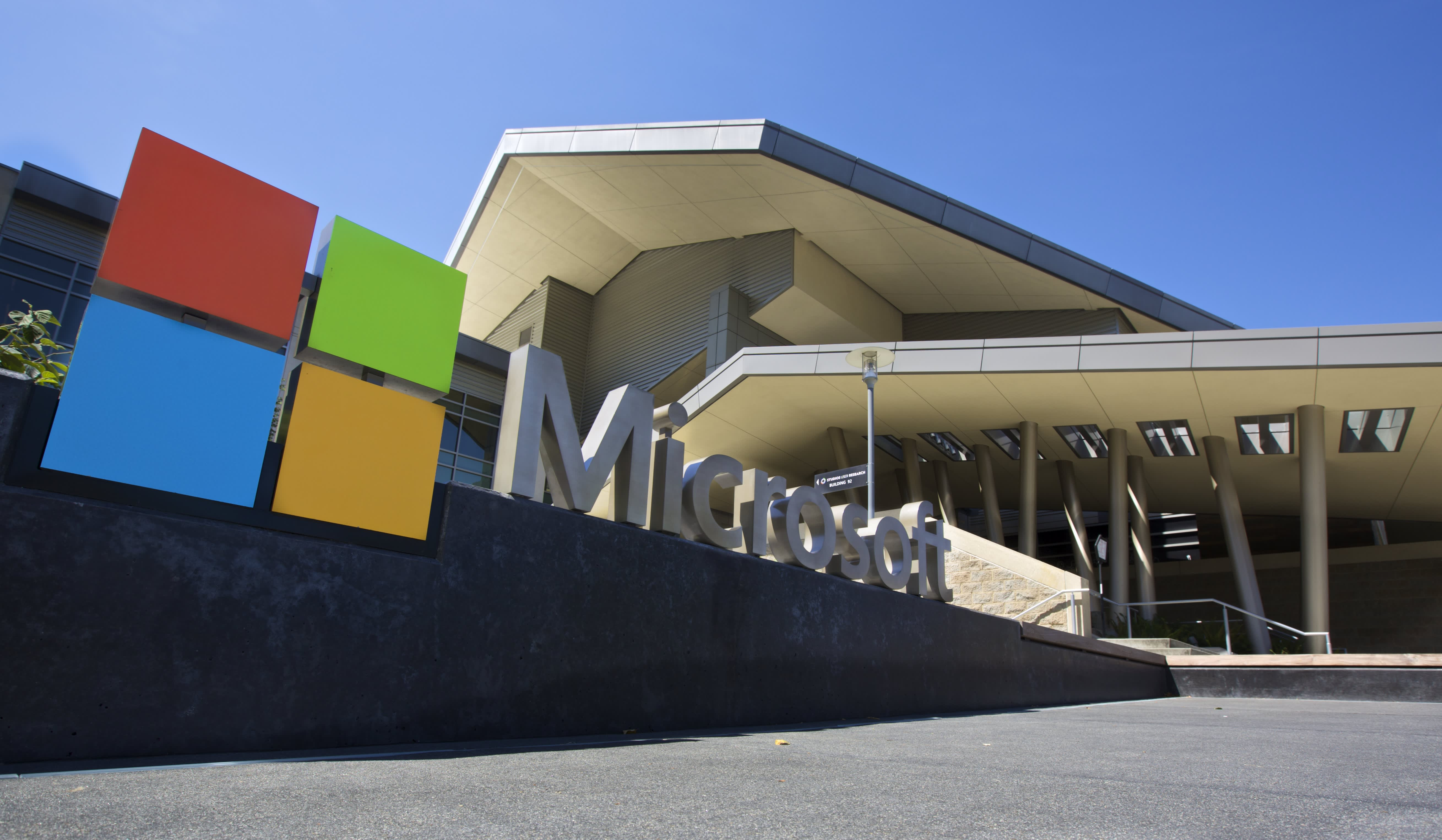 GS: Microsoft
