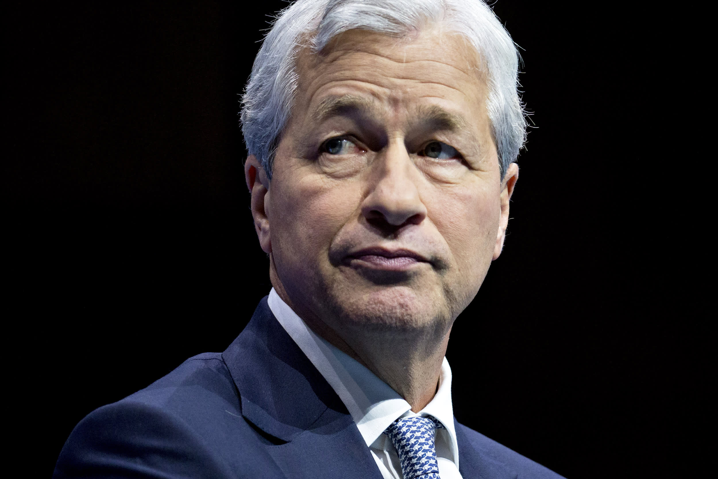 GP: Jamie Dimon JP Morgan Chase Key Speakers At The Business Roundtable CEO Innovation Summit
