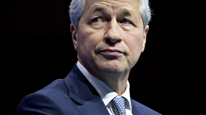 Jamie Dimon's worst fears for banks realized with Capital
