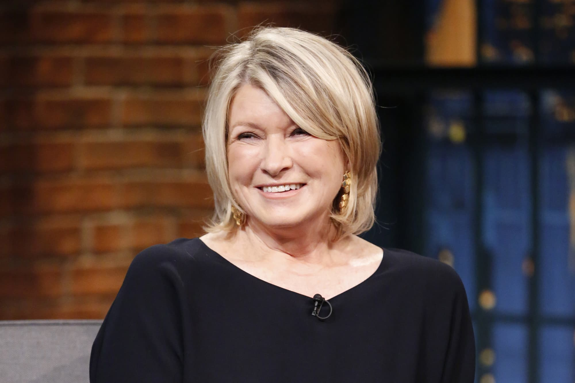 Martha Stewart tells Jay Leno she's faced a lot of doubt as an entrepreneur: Even my lawyer didn't believe in me