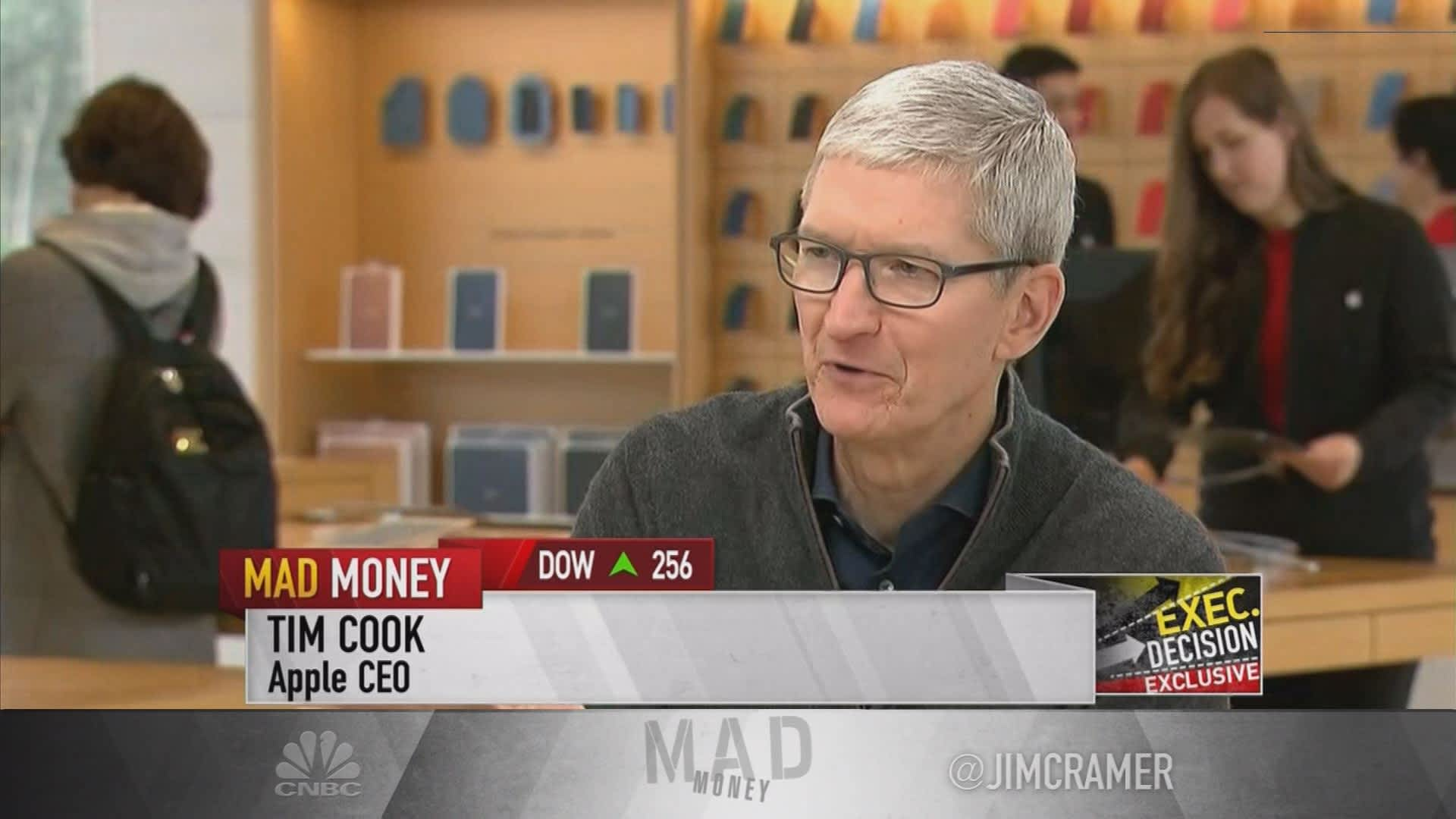 Tim Cook teases new Apple services to come in 2019