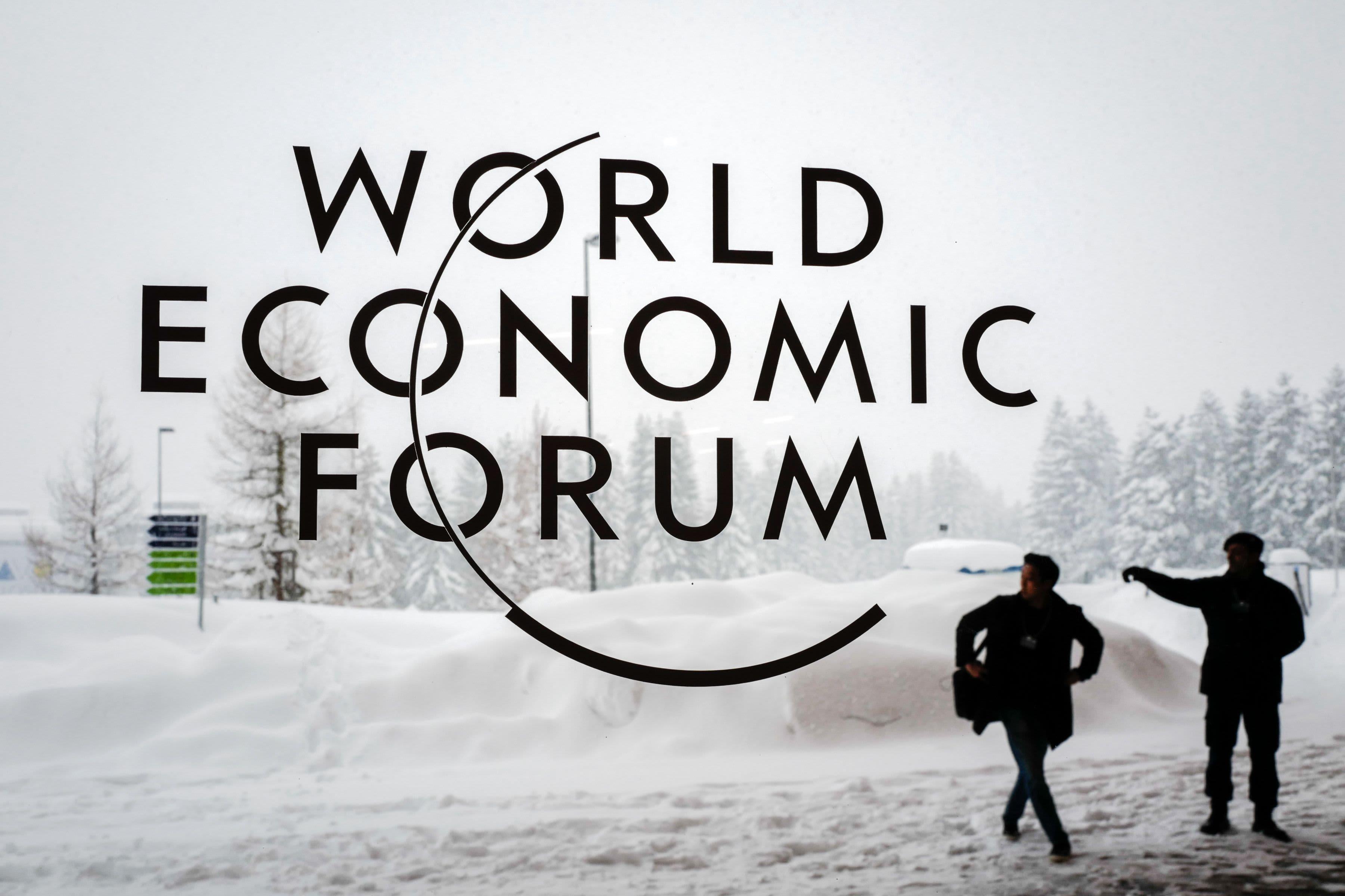 Has 'Davos Man' now morphed into 'Davos Everyone'?