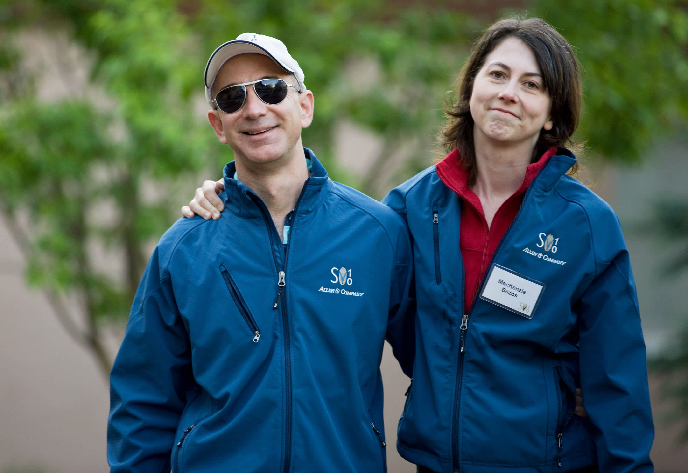 Jeff Bezos' divorce highlights usefulness of prenuptial