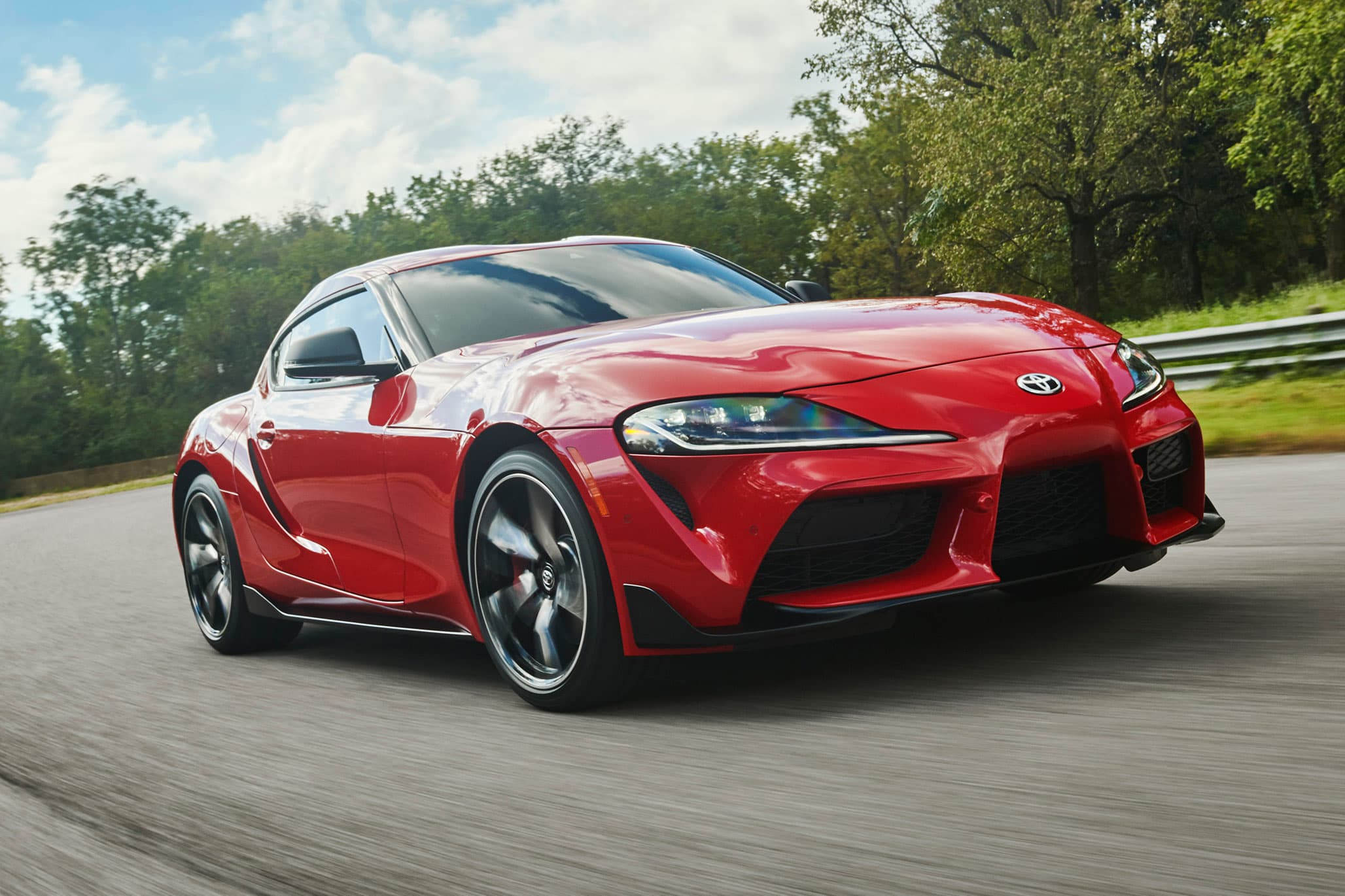 Review The 2020 Toyota Supra Was Worth The Long Wait