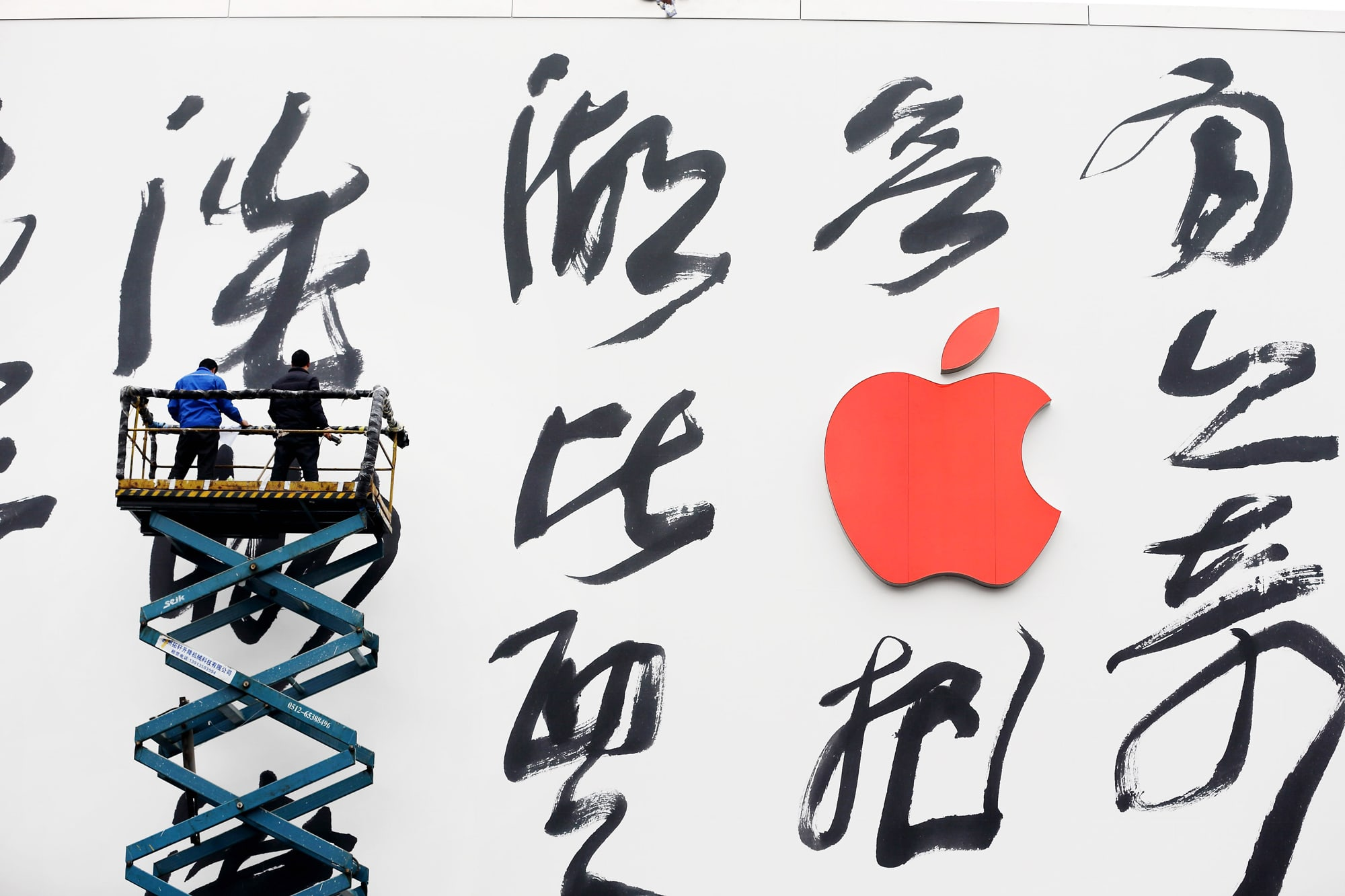Three big factors behind Apple's big sales slump and dire warning about  China