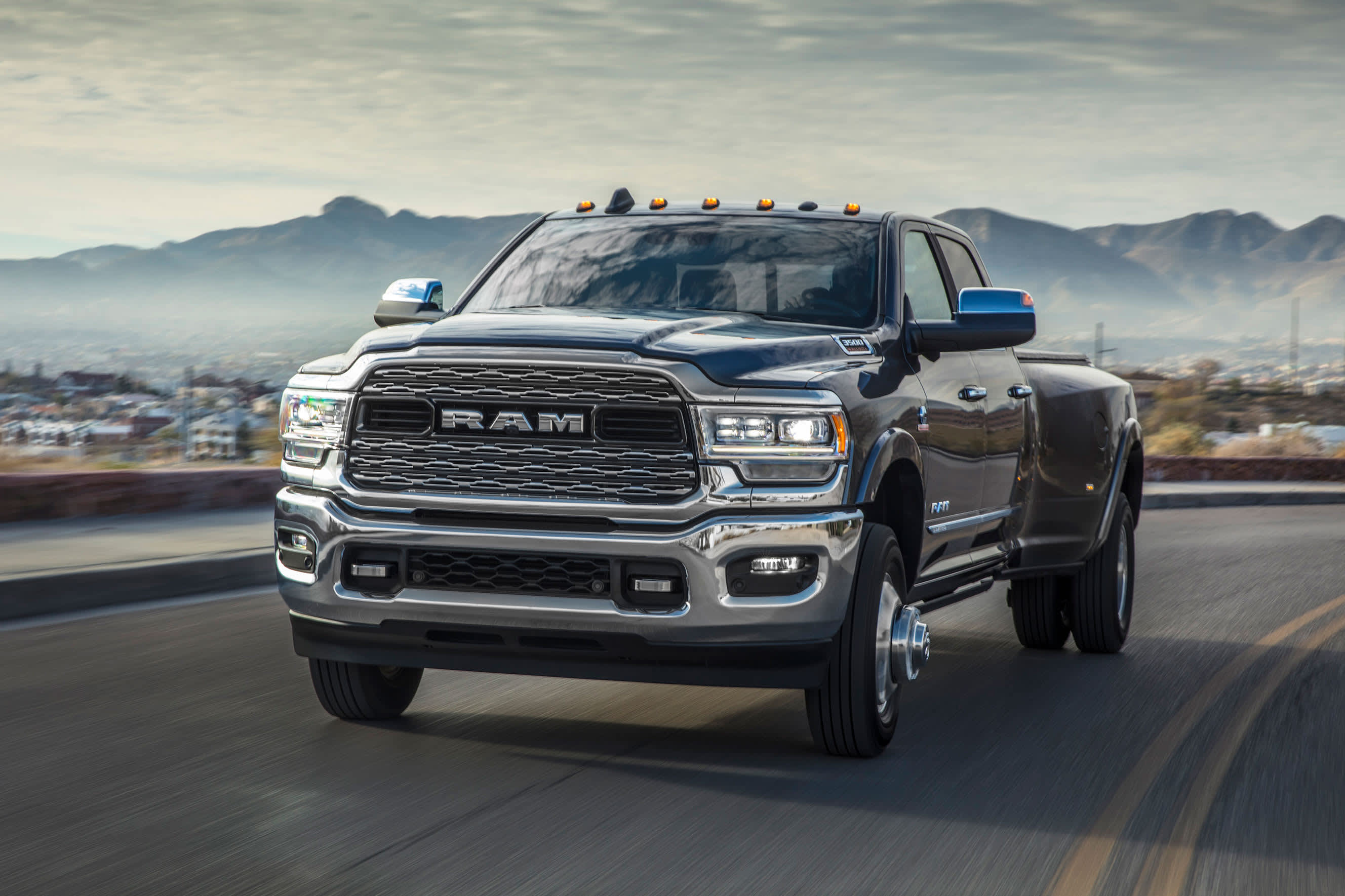 Ram Trucks wants a bigger piece of heavy-duty trucks
