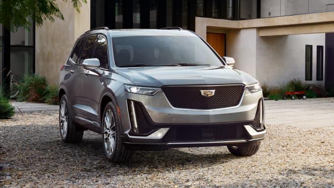 2019 Cadillac XT6: New Mid-Size 3-Row Crossover SUV >> Cadillac Debuts Three Row Crossover Xt6 To Lure Luxury Buyers