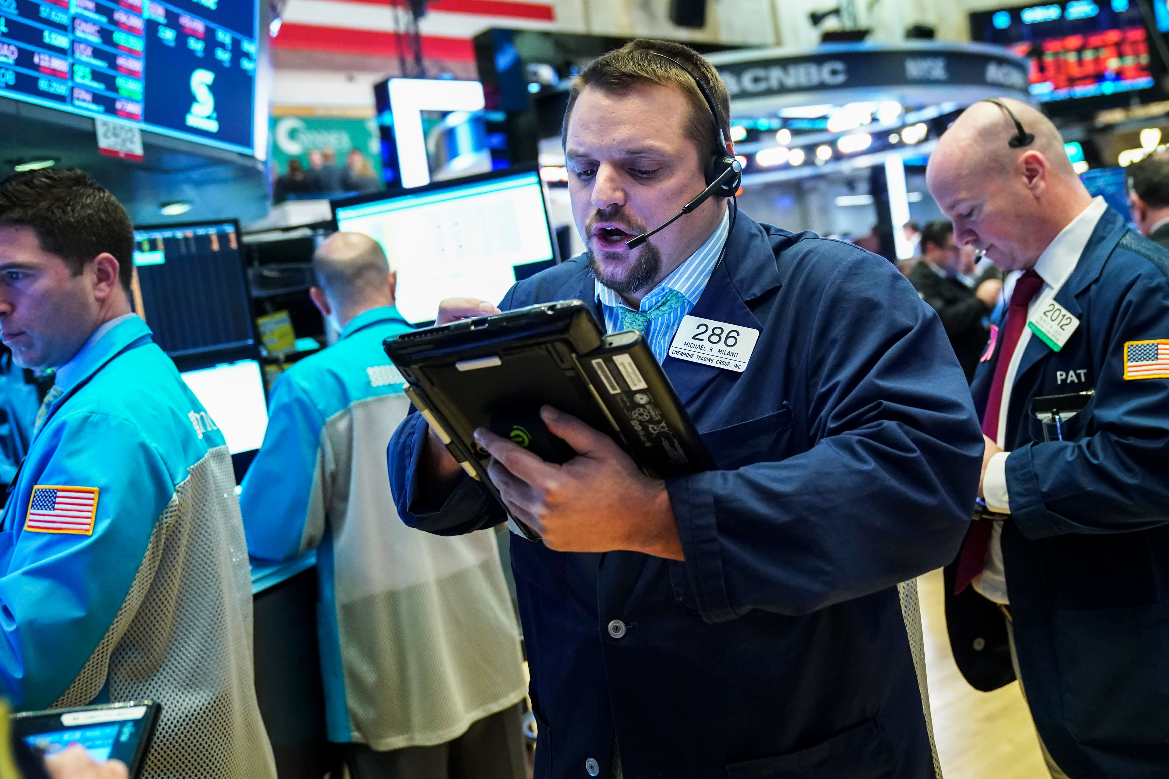 Selling software service stocks on trade worries is a 'big mistake,' Jim Cramer says