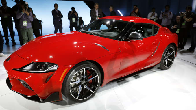 2020 Detroit Auto Show Debuts.Review The Winners And Losers Of The Detroit Auto Show