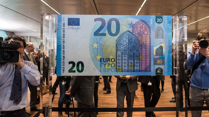 Eur Usd Could Hit 1 16 As Political