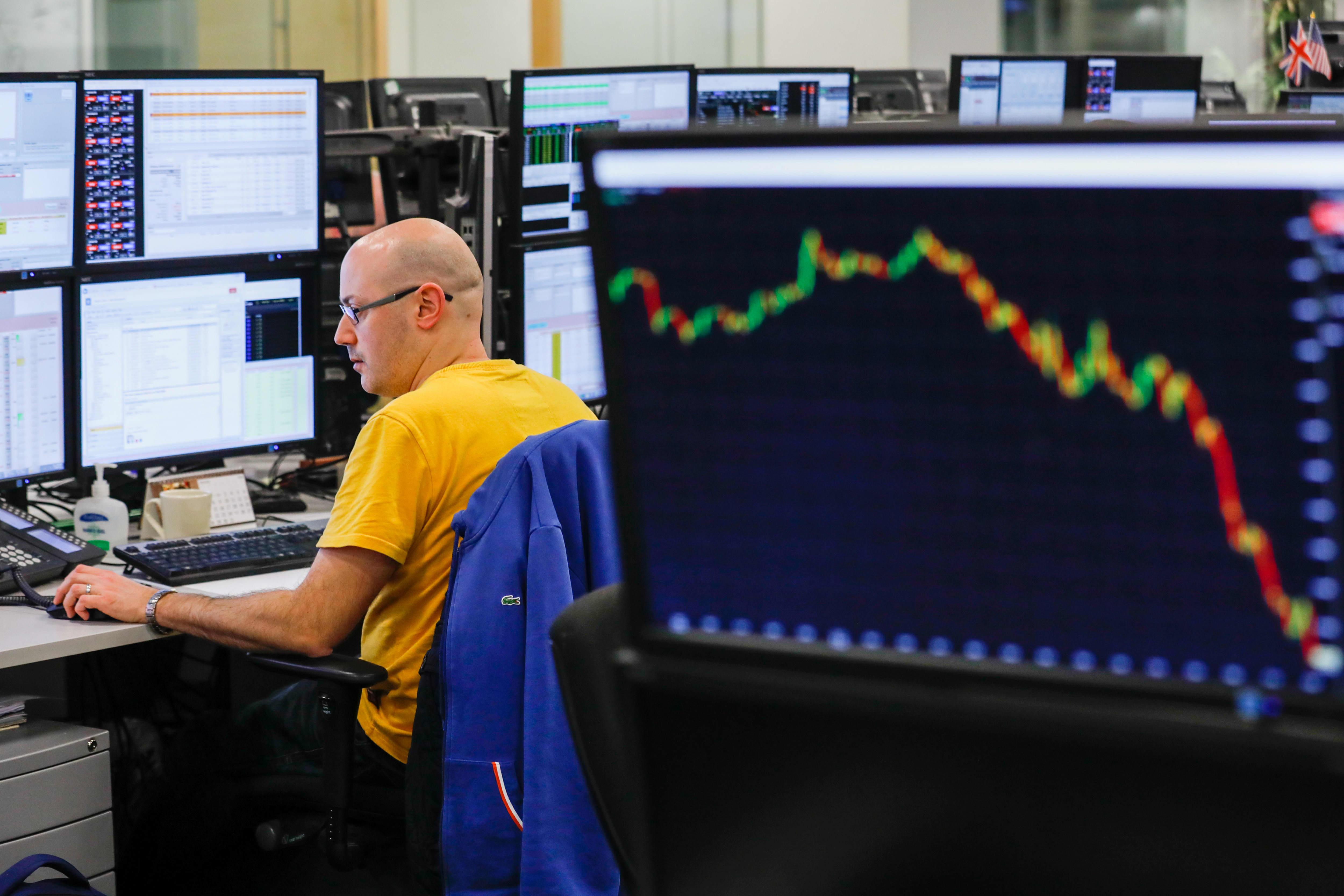 Sterling slips as businesses fret over hard Brexit warnings from UK finance minister