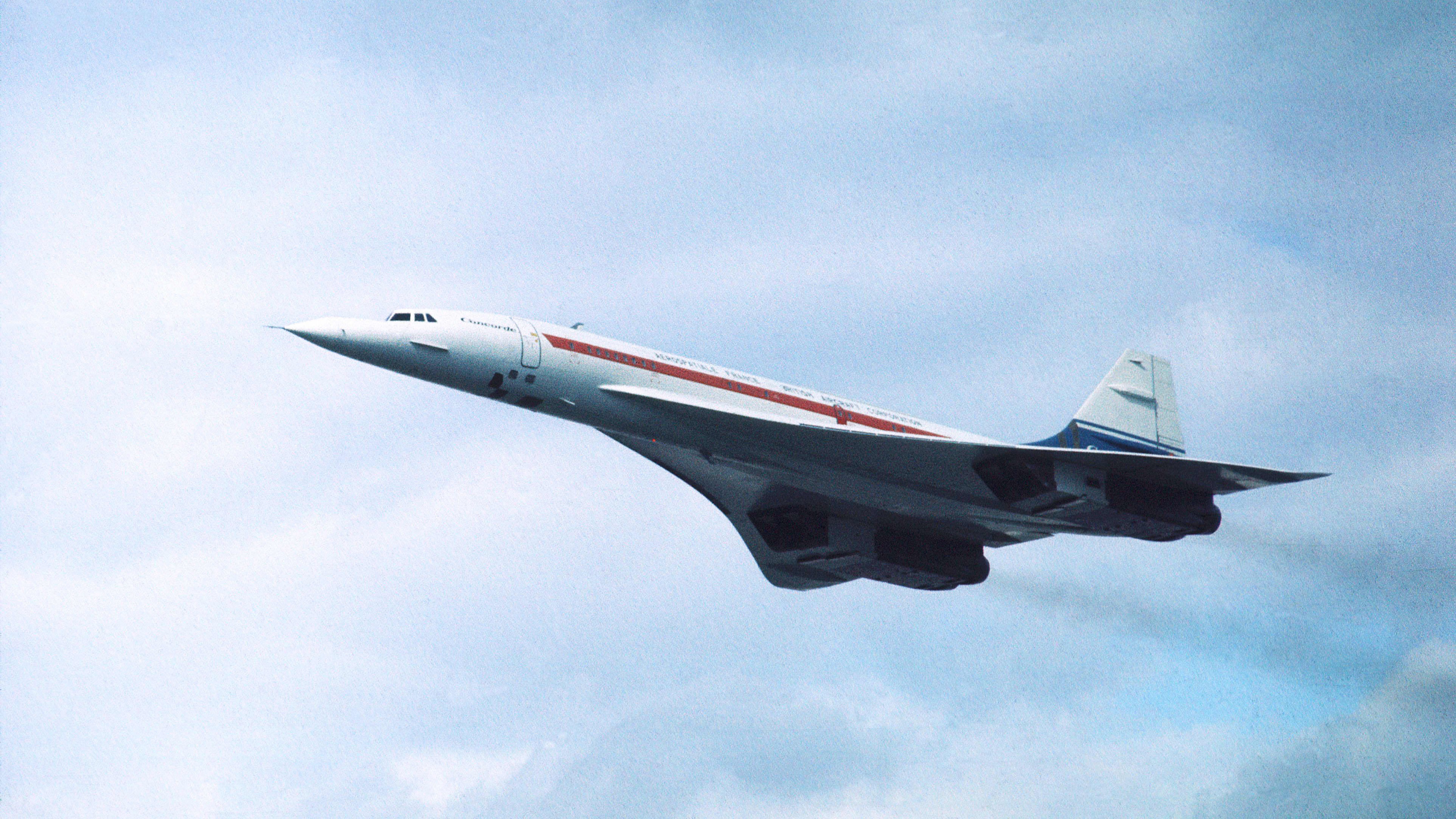 These planes are being built to bring back supersonic travel