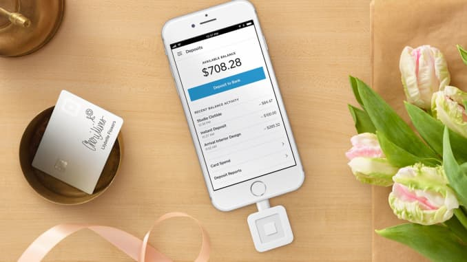 Square takes another step into banking with a debit card for