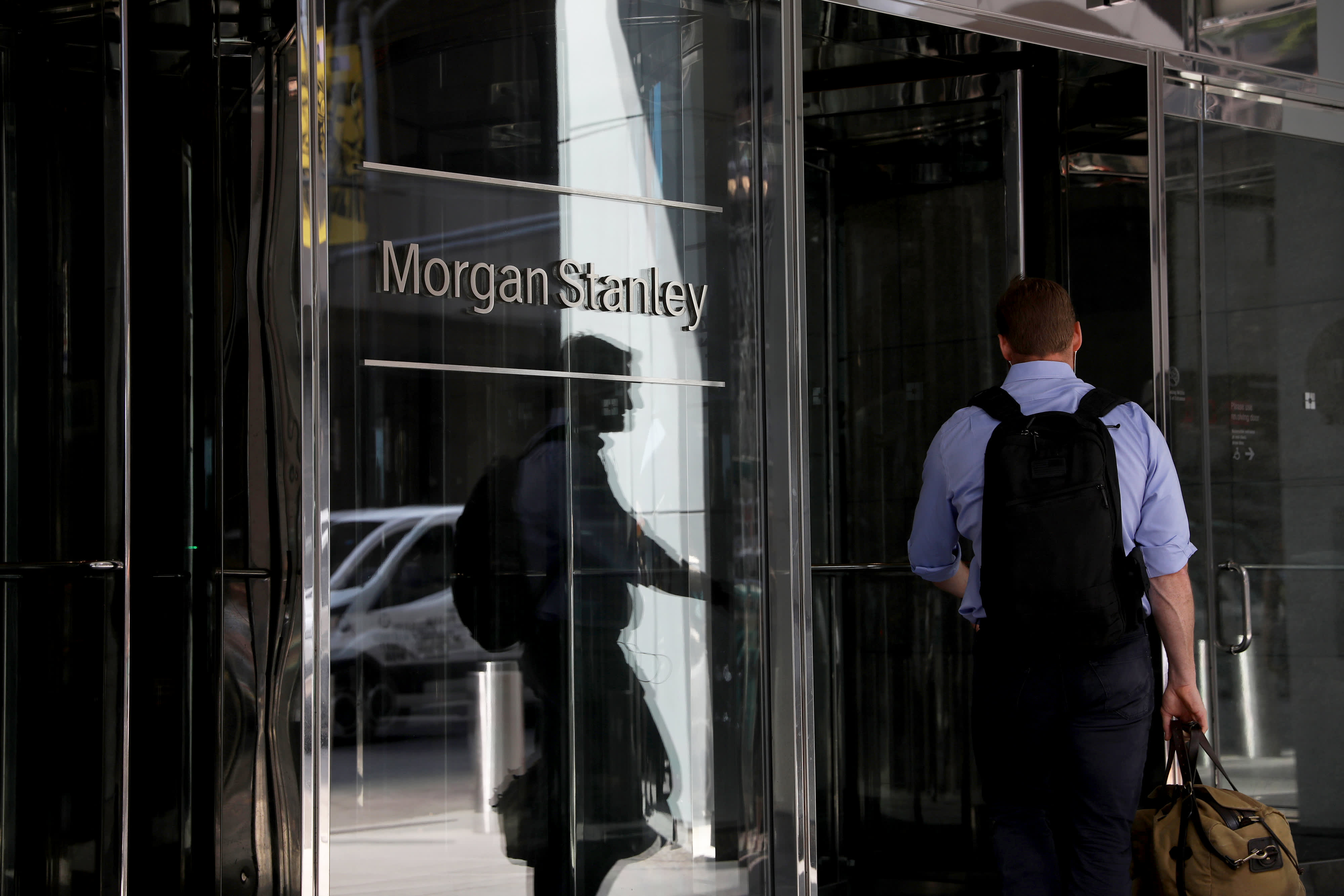 Citigroup downgrades Morgan Stanley: 'We do not see enough upside to justify a buy rating'
