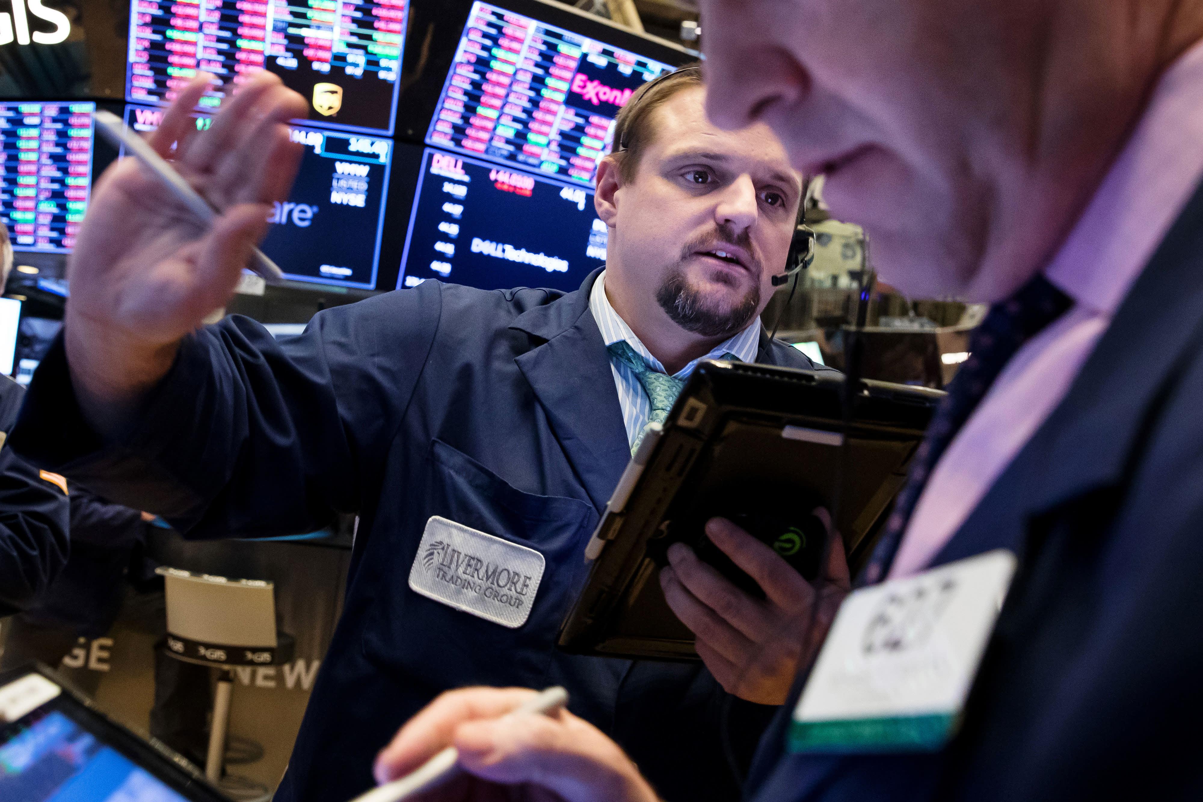GP: Traders NYSE active 190114